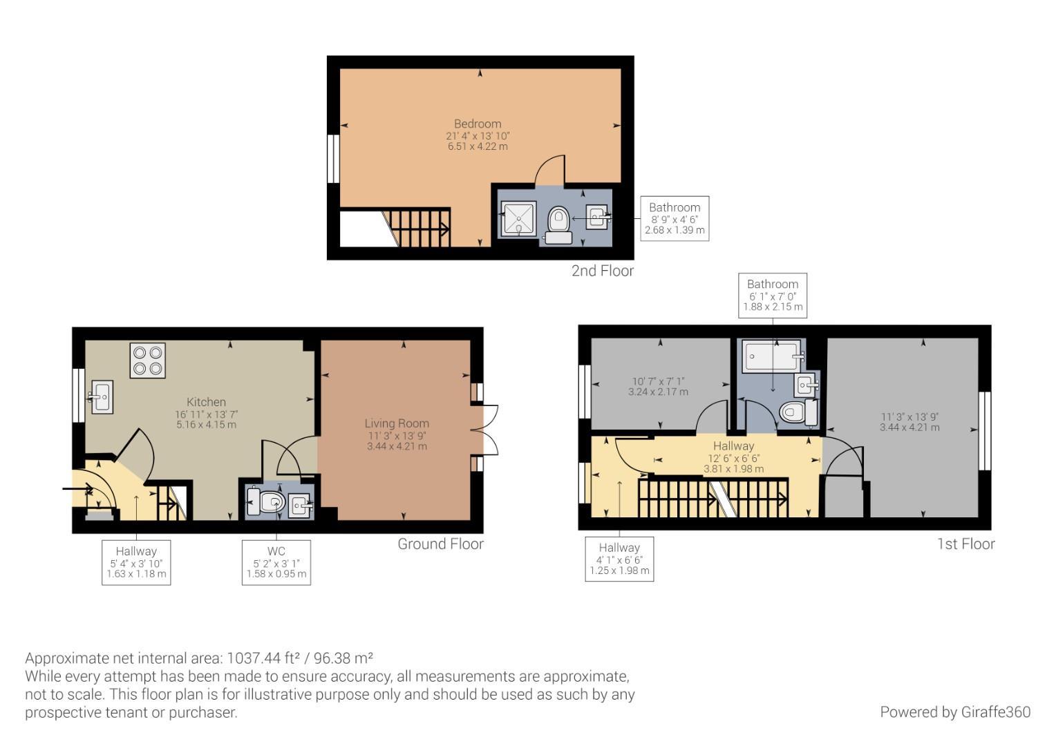 SnowDrop Floor Plan