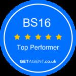 GetAgent Top Performing Estate Agent in BS16 - Lets Move UK - Estate Agents, Letting & Management - Bristol